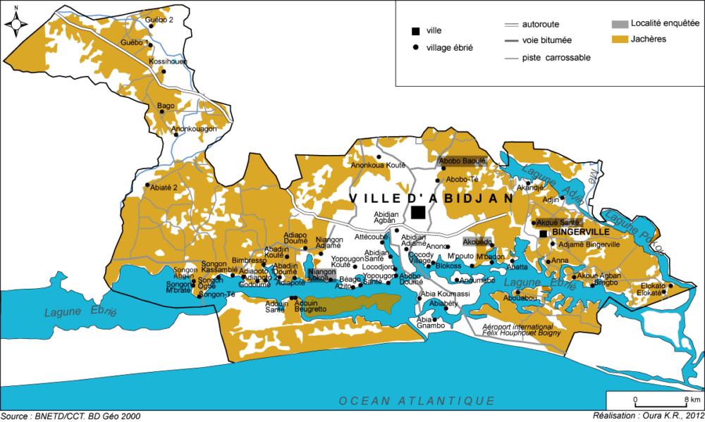 IvoireIntellect-plan d'urbanisme Abidjan