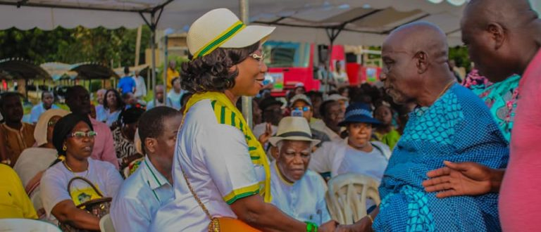Article : Elections municipales: Cocody a une visionnaire