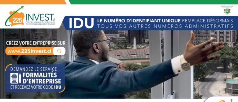 Article : Le numéro d'identifiant unique (IDU) : une clé de voûte des services à l'investisseur