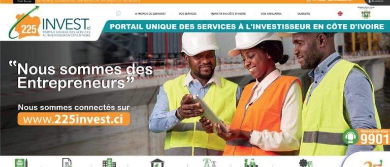 Article : le portail 225invest.ci révolutionne l'entrepreneuriat en Côte d'Ivoire